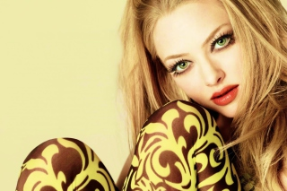 Картинка Amanda Seyfried Green Eyes на андроид