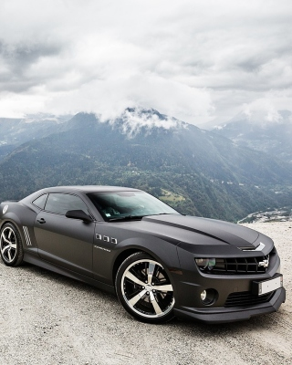 Обои Chevrolet Camaro Hd для iPhone 5S