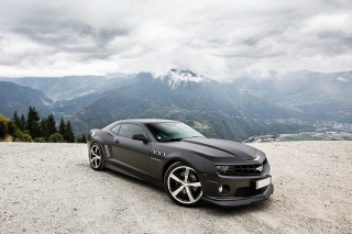 Картинка Chevrolet Camaro Hd на 1600x900