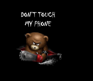Картинка Dont Touch My Phone на 128x128