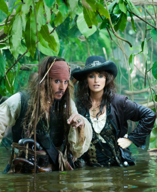 Картинка Pirates Of Caribbean для 132x176