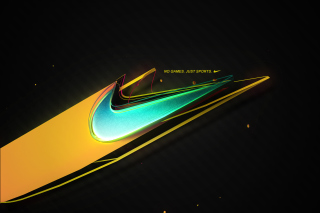 Картинка Nike - No Games, Just Sports для Android
