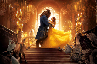 Обои Beauty and the Beast HD для телефона и на рабочий стол 1600x900