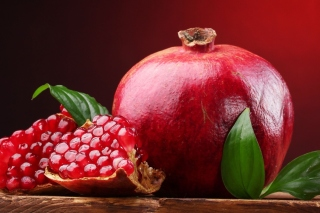Картинка Ripe fruit pomegranate для Huawei G525