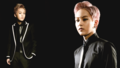 exo - Xiumin The Lost Planet wallpaper