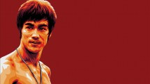 Bruce-Lee-Art-Actor-Fighter-Red-Painting-Face-Water-Color-WallpapersByte-com-1920x1080