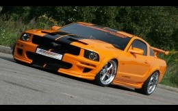 Ford Mustang GT 520