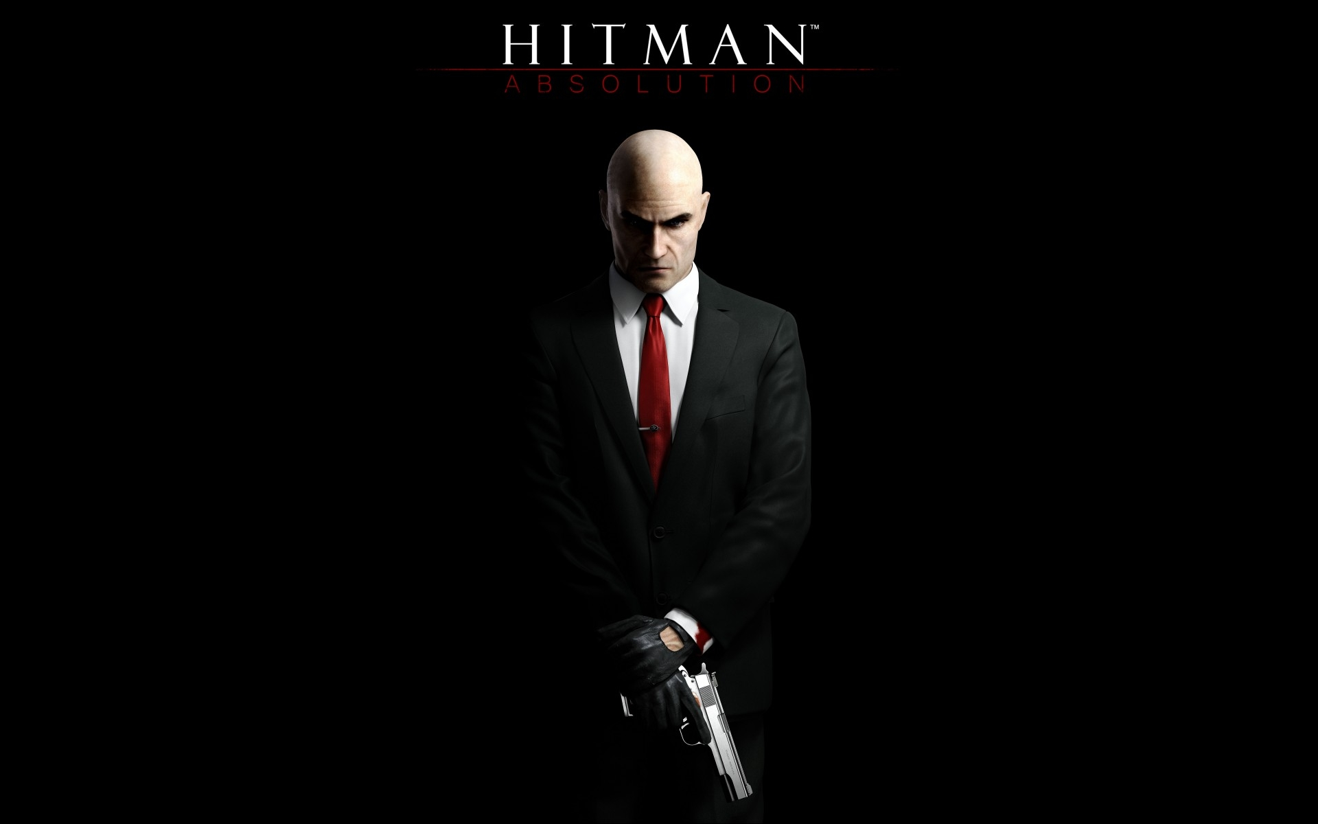 пистолет, hitman absolution, silverballer, хитман