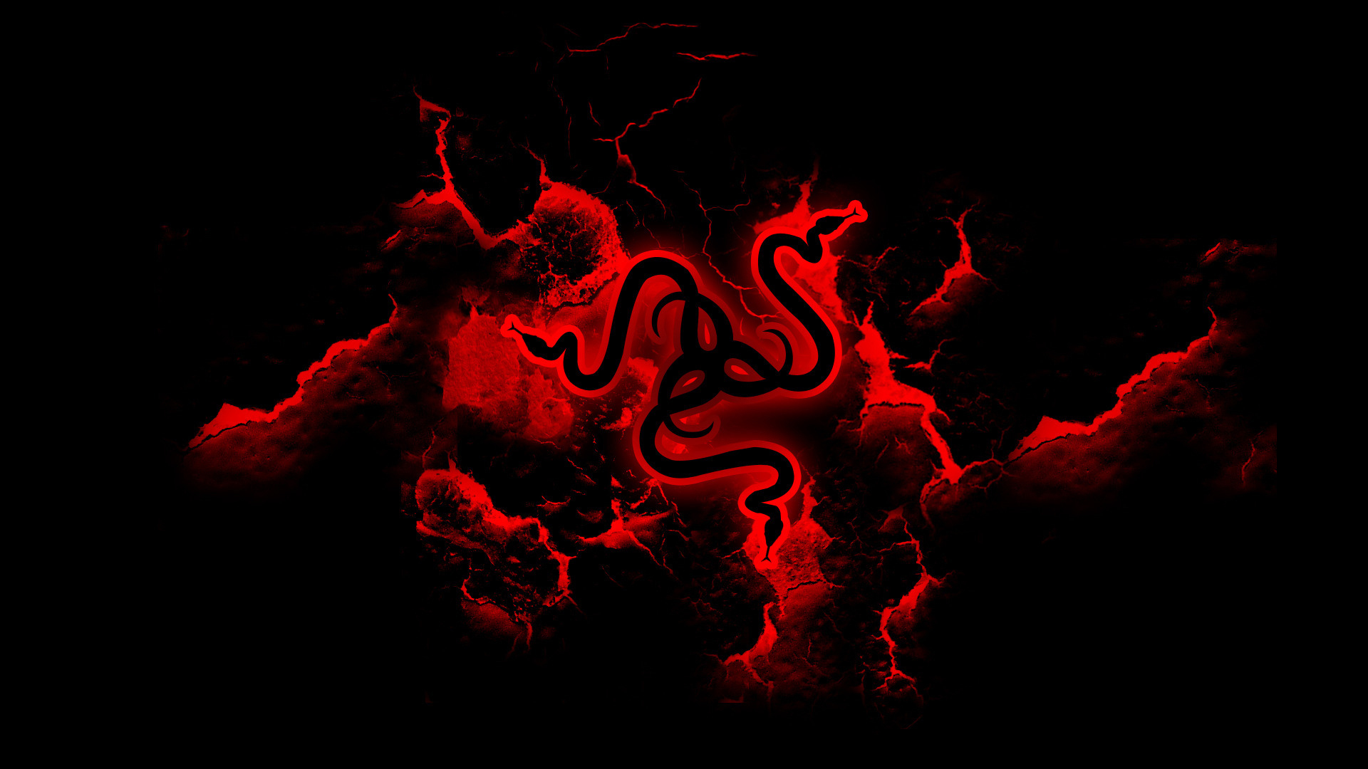 Red, Logo, Desktop Wallpaper, Razer