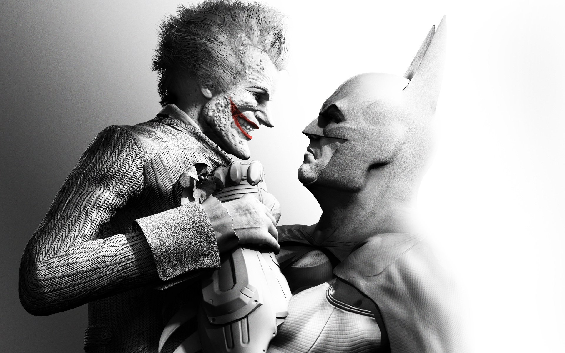 джокер, batman, joker, batman arkham city