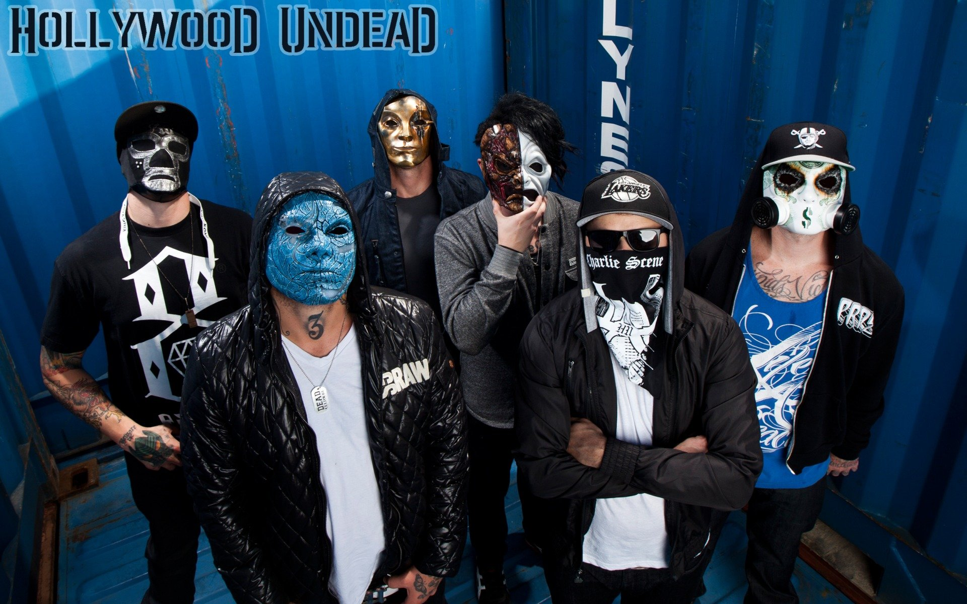 j-dog, hollywood undead, funny man, charlie scene