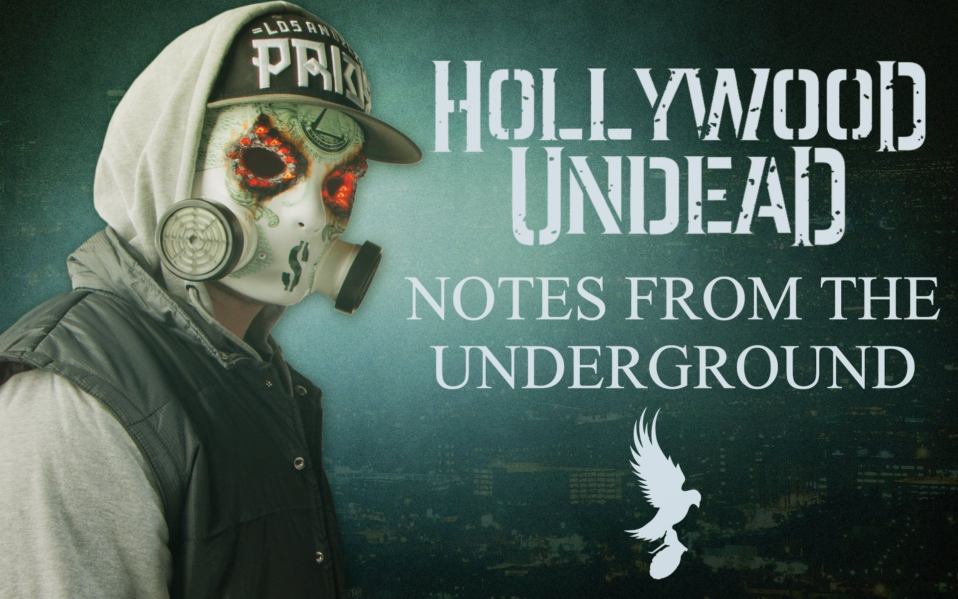 j-dog, notes from the underground, hollywood undead