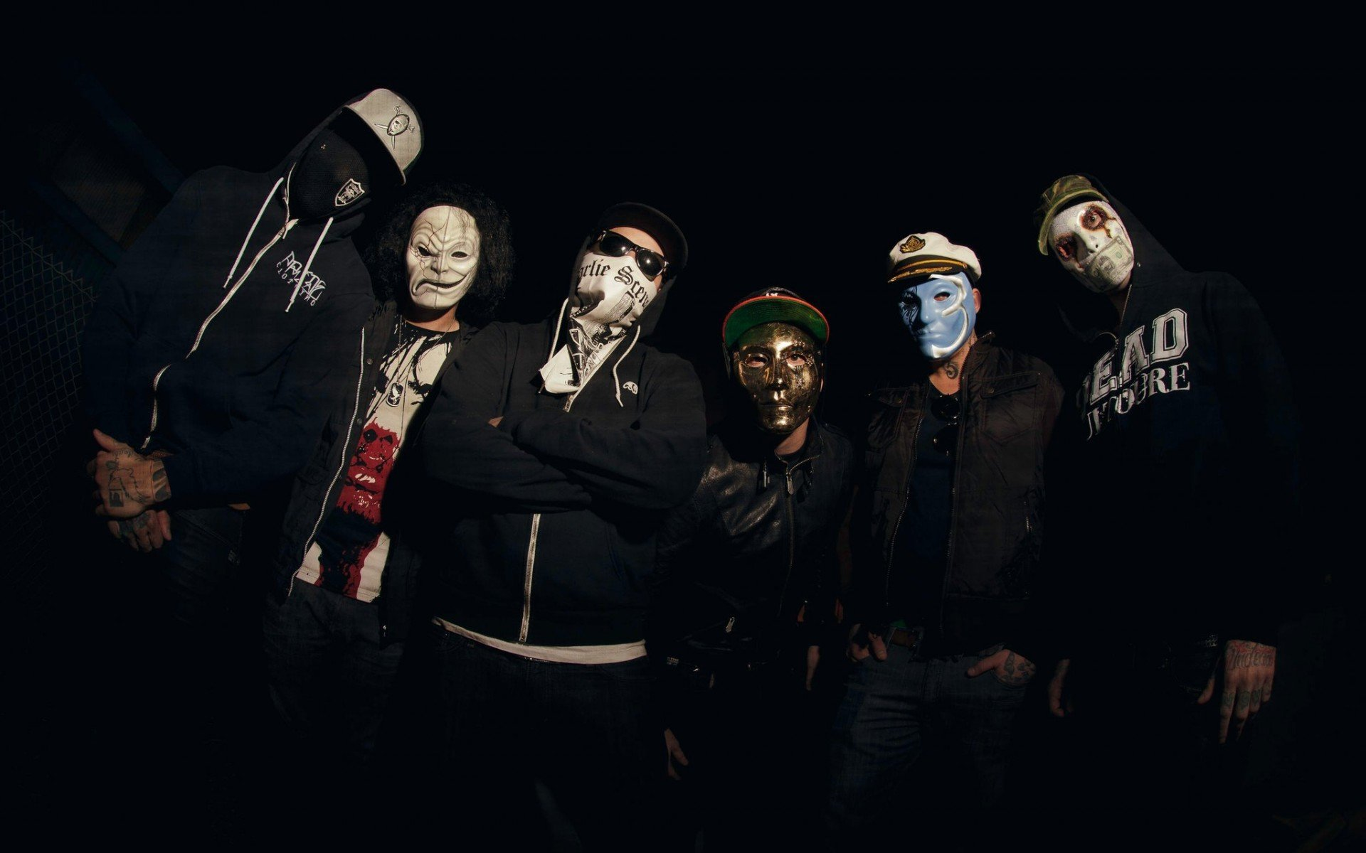 danny, hollywood undead, j-dog