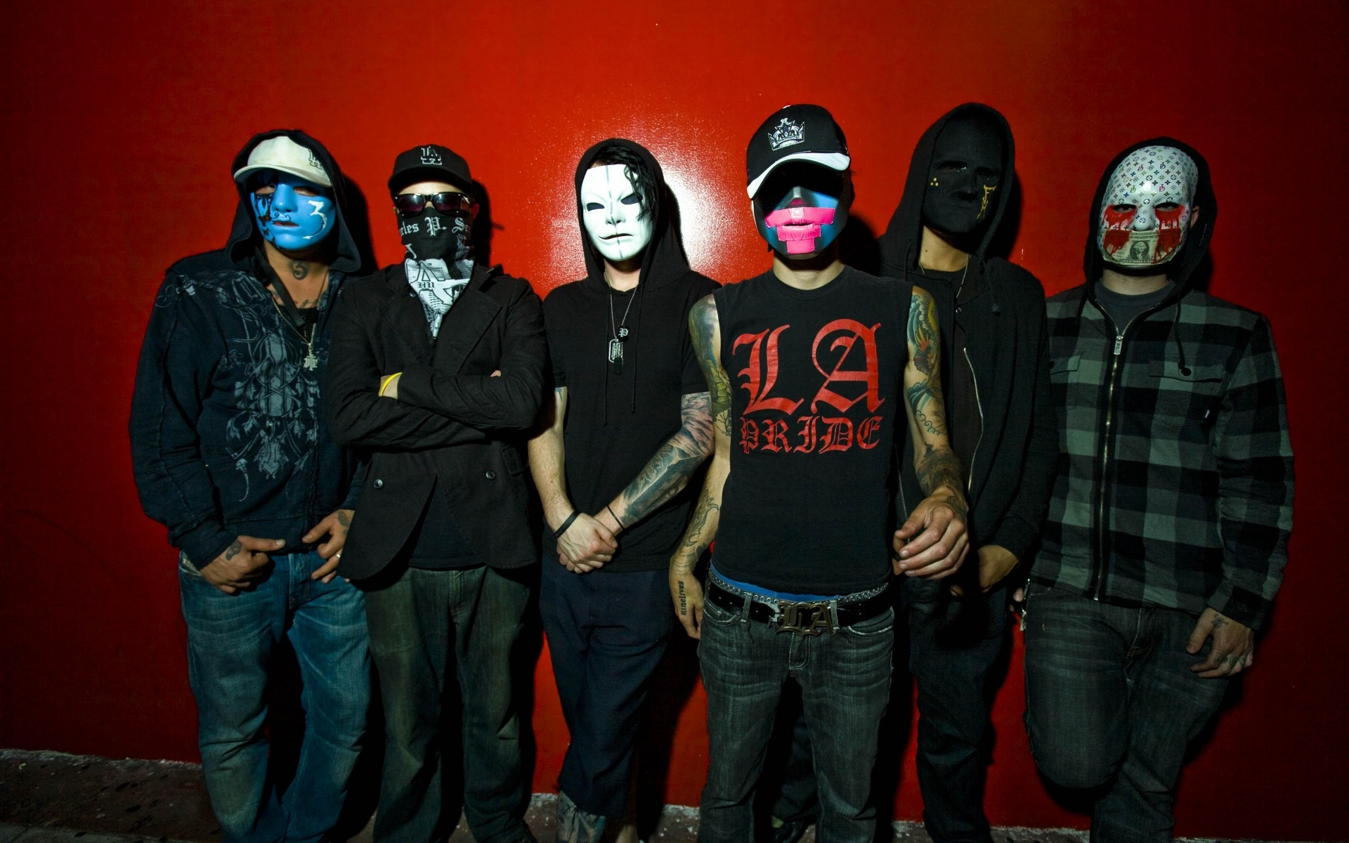 hollywood undead, da kurlzz, deuce, hollywood