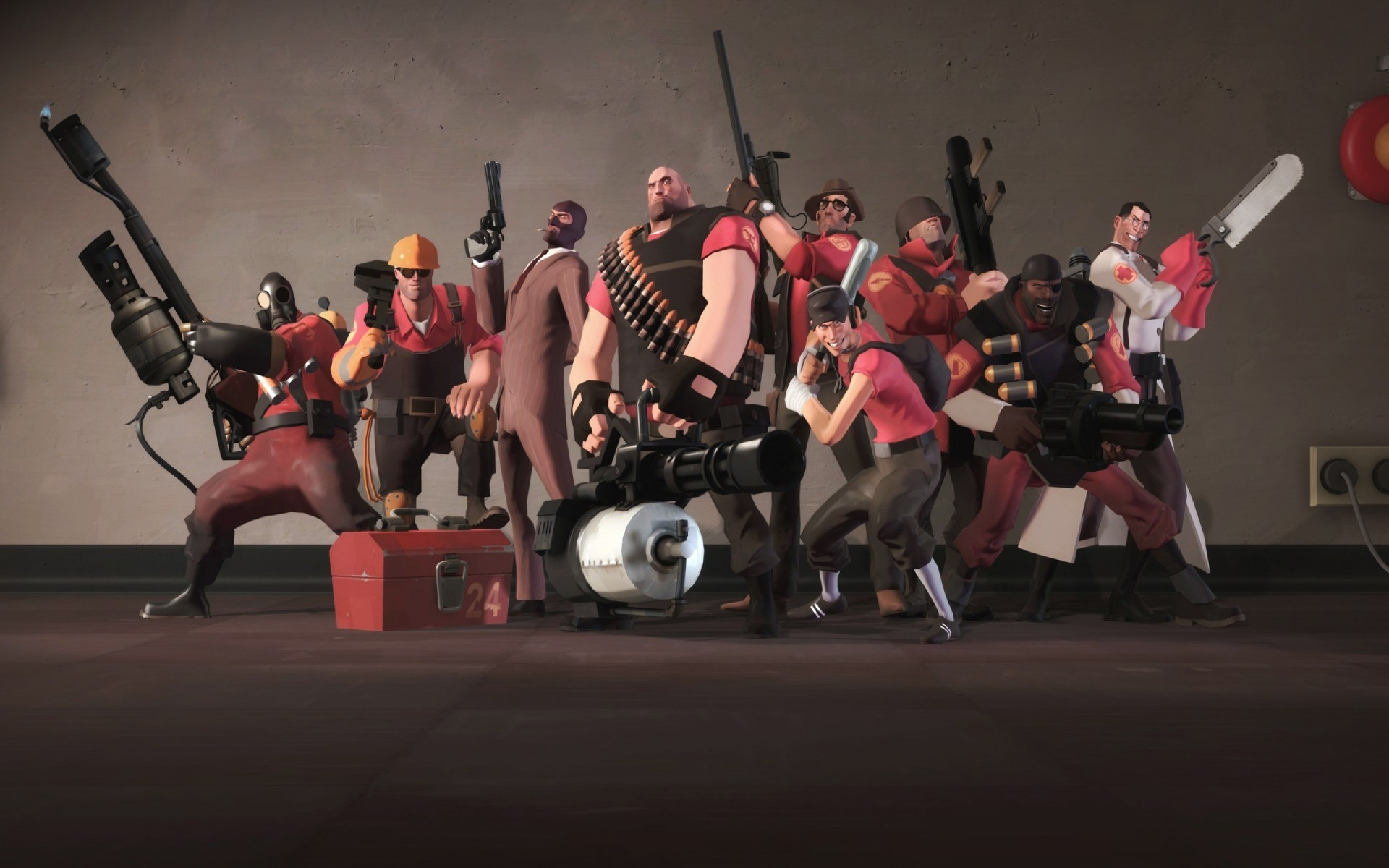 team fortress, team fortress 2, game, heavy