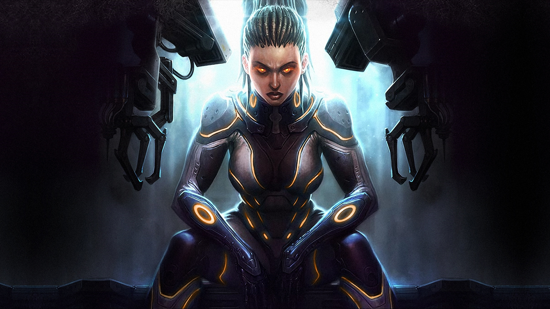 starcraft 2, hots, heart of the swarm, sarah kerrigan