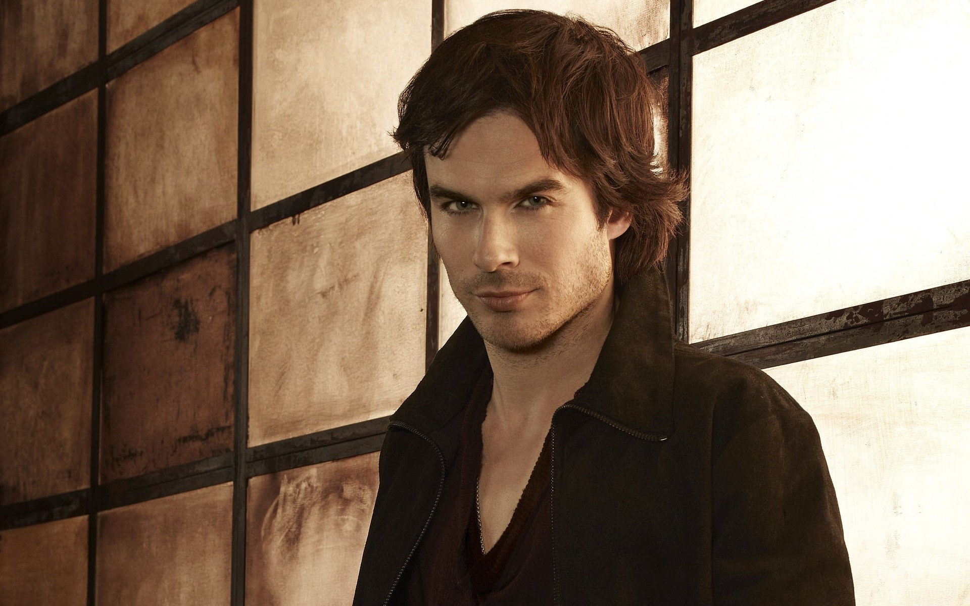 ian somerhalder, the vampire diaries, 3-й сезон, иен сомерхолдер