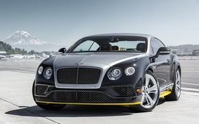 Обои Bentley, 2015, Speed, Continental, бентли, континенталь