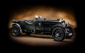 Обои Vanden Plas, Bentley, классика, Tourer, 1929, бентли, Speed 6