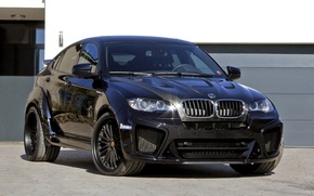 Обои 2010, E71, G-Power, X6 M, BMW, бмв