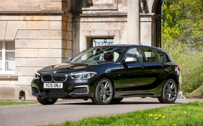 Обои 2015, F20, UK-spec, 5-door, BMW, бмв, M135i