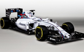 Обои формула 1, Williams, 2015, FW37