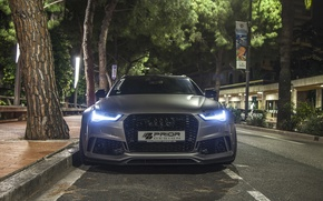 Обои Avant, Prior-Design, PD600R, ауди, RS 6, Audi, универсал