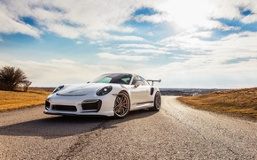 Обои porsche, Vorsteiner, tuning, car, 991 V-RT, 911