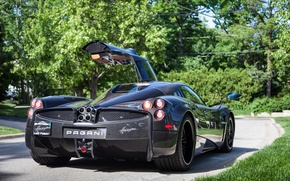 Обои гиперкар, Pagani Huayra, sports car, Pagani