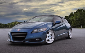 Обои honda, хонда, wheel, crz, work