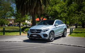 Обои Mercedes-Benz, Coupe, C292, GLE-Class, мерседес, AMG