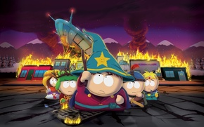 Обои South Park, The Stick Of Truth, Game, Ubisoft