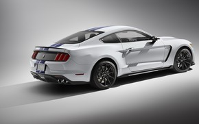 Обои Car, Shelby, GT350, Sportcar, Mustang