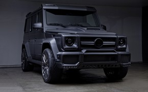 Обои Carbon Edition, AMG, W463, G63, Mercedes