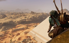 Обои Assassin's Creed Origins, Египет, Ubisoft