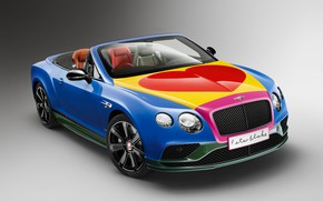Обои Peter Blake, bentley, pop art