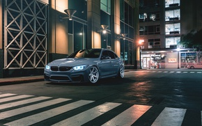 Обои Rohana, BMW, M3, Wheels, Front, Car