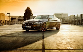 Обои F22, 2-Series, BMW, Coupe, Black