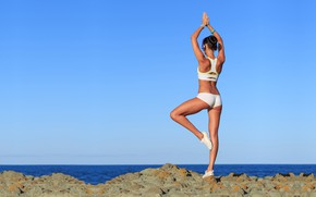 Обои fitnss, yoga, activewear, pilates